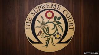 Court insignia