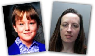 The bright girl who enjoyed family holidays would grow up to murder men