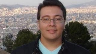 Reginaldo Silva, a computer engineer from Brazil