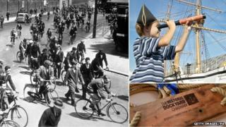 Images from Chatham Dockyard