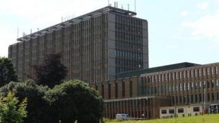 County Hall, Norwich
