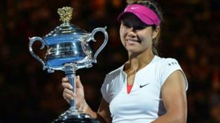 Li Na, 2014 Australian Open champion