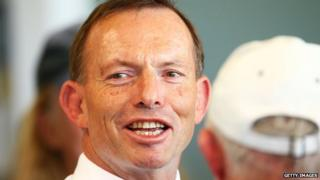 File photo: Tony Abbott