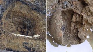 Skull found in ditch in Huntingdon