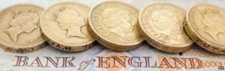 Bank of England money