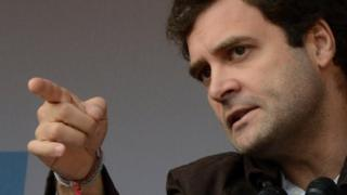 Rahul Gandhi says he is confident about his Congress Party's win in the general elections