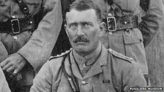 Major Cuthbert Bromley