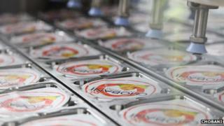 Chobani yoghurt lids
