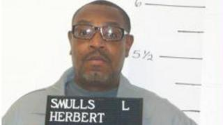 Herbert Smulls, 56, in Missouri Department of Corrections photo dated 13 December 2011.