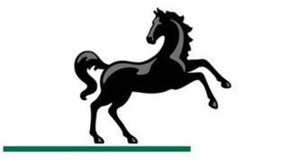 Lloyds Banking Group horse logo
