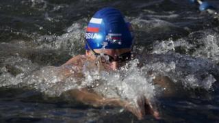 Big Chill Swim 2013