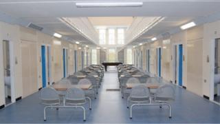 Isle of Man prison