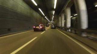 A38 tunnel