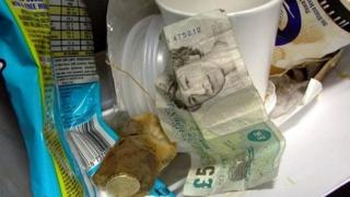 Money and Rubbish