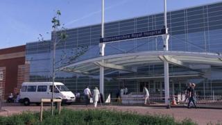 Worcs Royal Hospital
