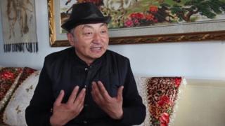 Naranmandula, a herdsman in China's Inner Mongolian Autonomous Region