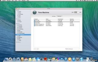 Mac OS screenshot