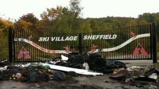 Ski Village, Sheffield