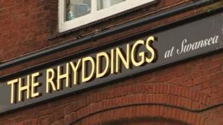 The Rhyddings, Swansea