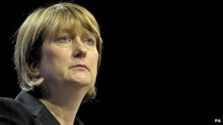 Former home secretary Jacqui Smith