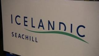 Icelandic Seachill sign