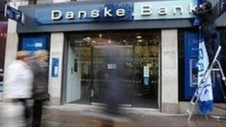 Danske Bank branch