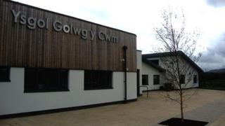 Ysgol Golwg y Cwm