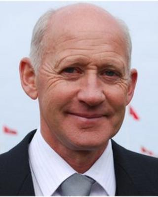 Isle of Man Health Minister David Anderson