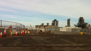 Air Products site, Billingham