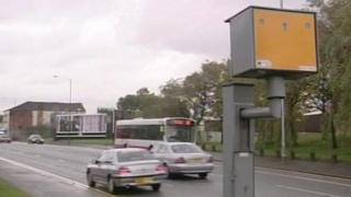 Speed cameras to be switched off