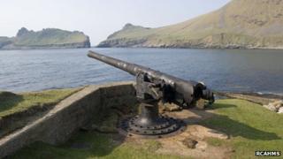 St Kilda Gun emplacement