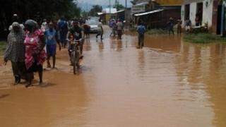 Floods in Bujumbura