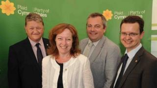 Ymgeiswyr Plaid Cymru