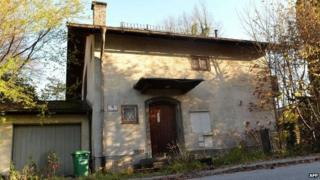 Cornelius Gurlitt's Salzburg home