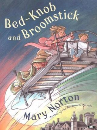 Bed-Knob and Broomstick cover