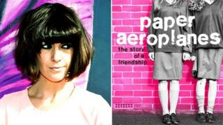 Dawn O'Porter and her book Paper Aeroplanes