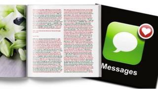 Antony Last's book, Messages