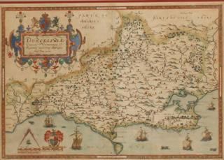 Saxton map