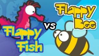 Flappy Fish screengrab