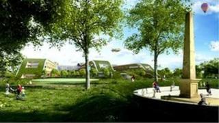 New design for Alder Hey Hospital
