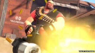 Screenshot from Team Fortress 2