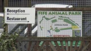 Fife Animal Park