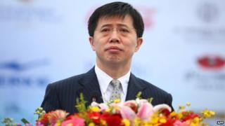File image of Ji Wenlin taken on 20 March 2011