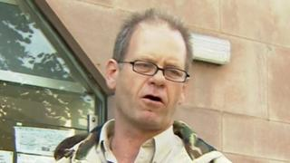 Kevin Wright at Nottingham Crown Court