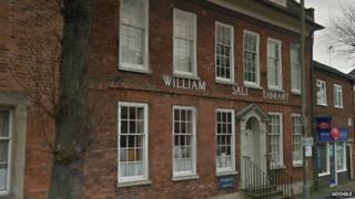William Salt Library