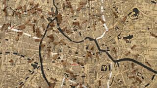 Bomb map