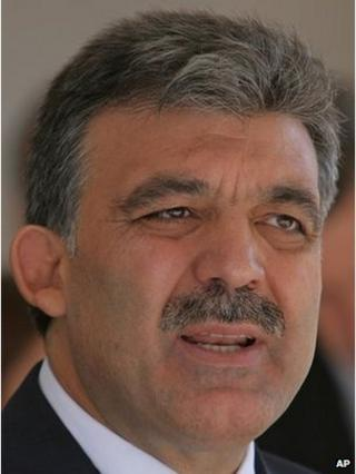 President Abdullah Gul