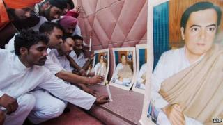 Rajiv Gandhi is still one of India's most popular politicians