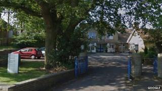 Leybourne House