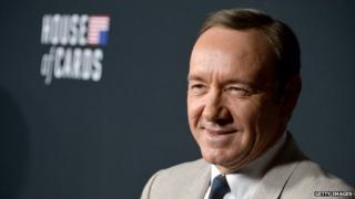 Kevin Spacey leads the cast of House of Cards